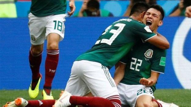 pemain Meksiko