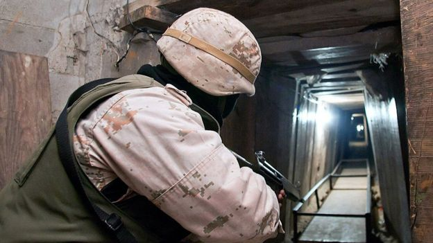 Túnel vigilado