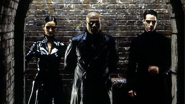 《黑客帝国》