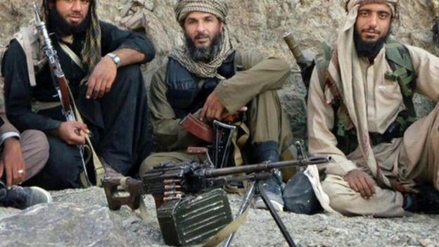 رهبر گروه انصارالفرقان