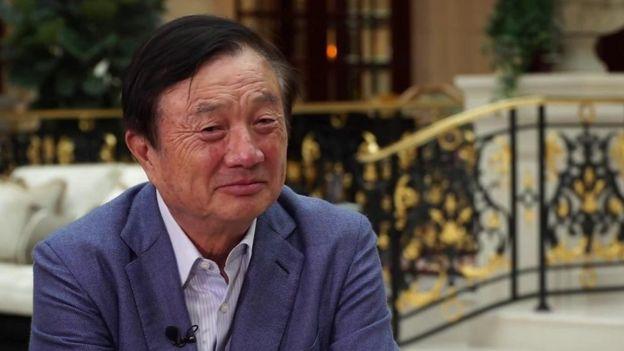 Muasisi wa Huawei Ren Zhengfei aliwahi kusema kuwa Marekani haiwezi kumaliza biashara zake