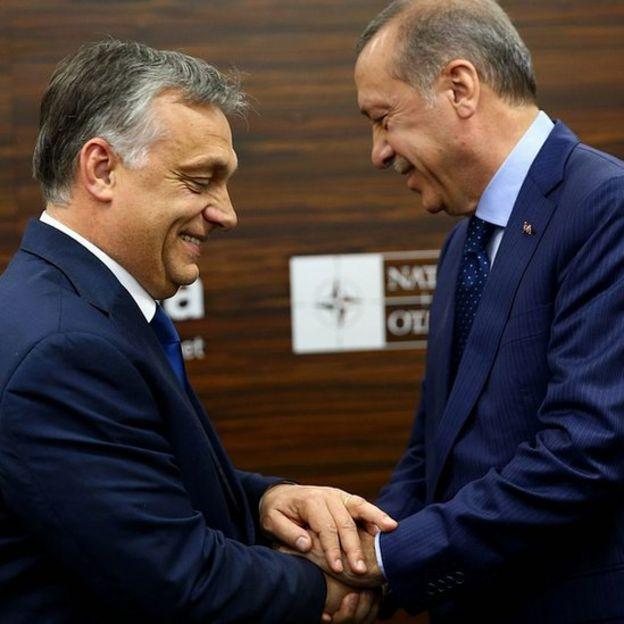 Erdoğan ve Orban