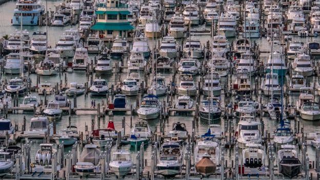 99821636 gettyimages 470900204 - Casal brasileiro é acusado de 'lavar' milhões de esquema que leva imigrantes de barco até a Flórida