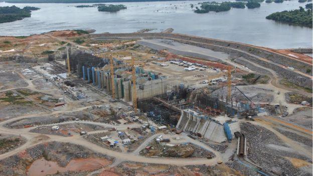 Hidrelétrica de Belo Monte