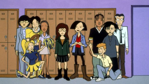 Daria: Cult show revived as MTV turns to streaming - BBC News