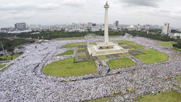 jakarta, makar, indonesia, 212