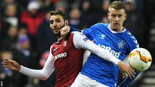 Braga v Rangers: Ibrox side's up & down relationship with the away ...