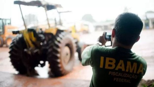 Fiscal do Ibama
