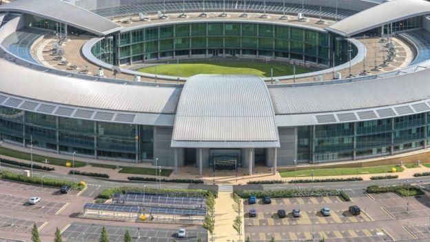 Sede del MI5