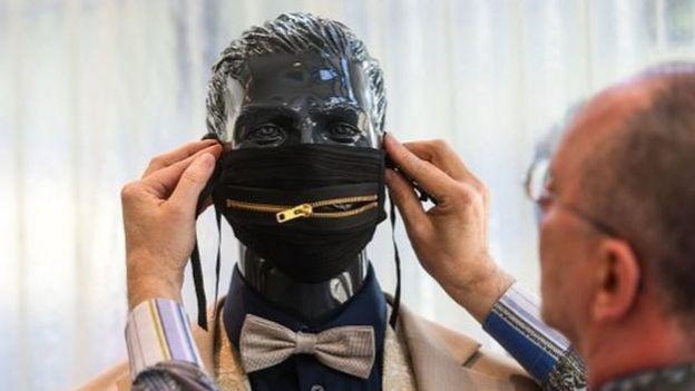 maneken maska