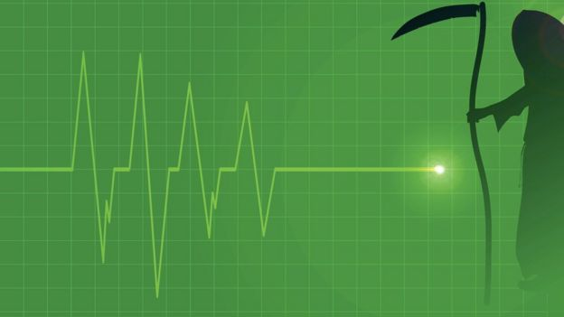 La línea del corazón