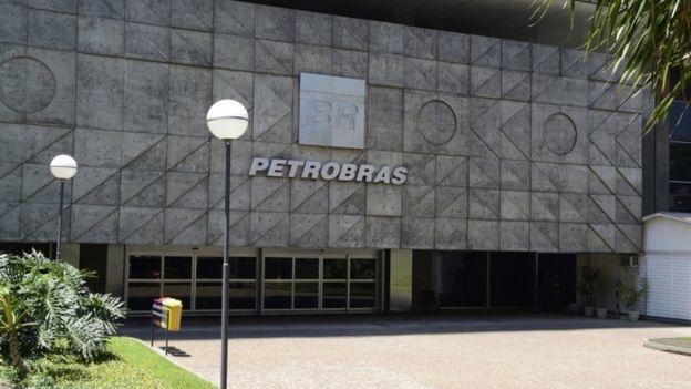 Fachada da Petrobras