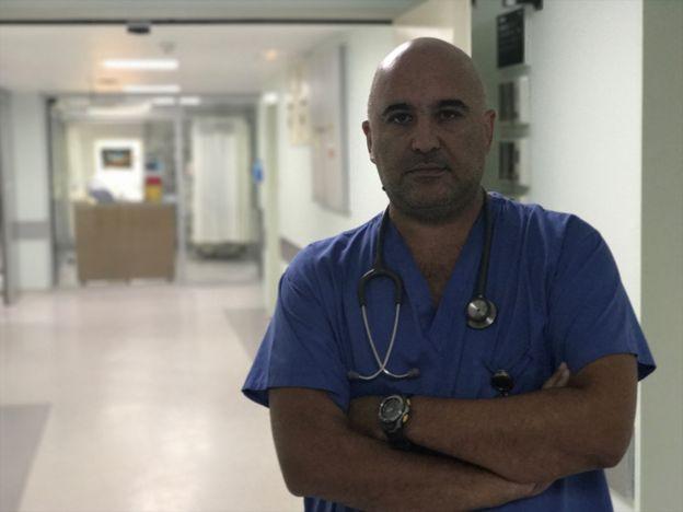 Türk Dahili ve Cerrahi Bilimler Yoğun Bakım Derneği Yönetim Kurulu Üyesi Doç Dr. Cenk Kıraklı