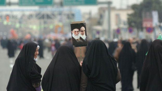 مراسم سالگرد انقلاب ایران