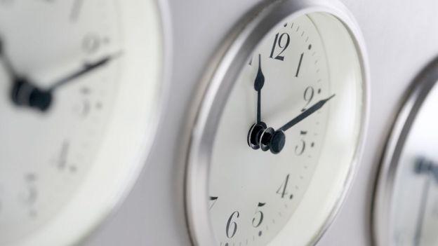 Relojes.