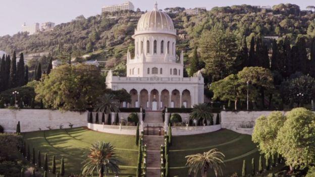 حدائق البهائيين في حيفا