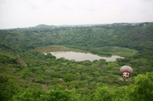 Alrededores de la laguna de Nejapa, Managua, Nicaragua.