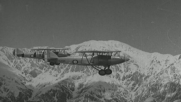 هواپیماهای بریتانیا