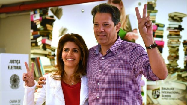 Brasil: contundente victoria de Bolsonaro en primera vuelta