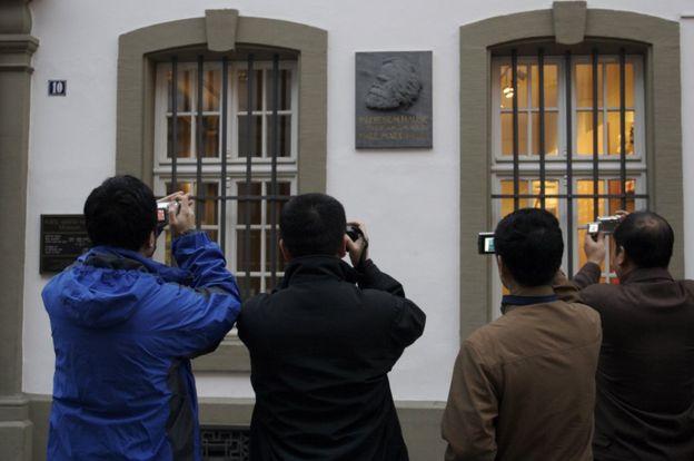 德國城市特里爾每年會迎來大約15萬中國遊客,比德國其它任何城市都多。