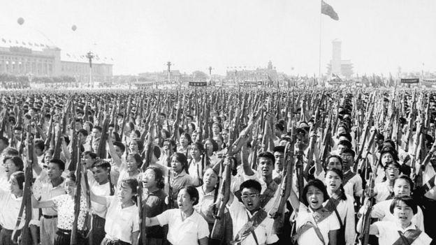 Trung Quốc tổ chức mít tinh ủng hộ Việt Nam đánh thắng 'đế quốc Mỹ' năm 1966
