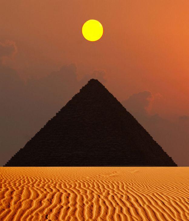 Pirámide de Gisa