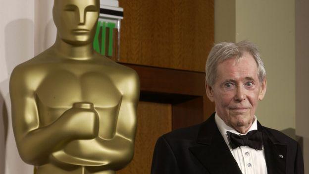 Peter O'Toole at the Oscars