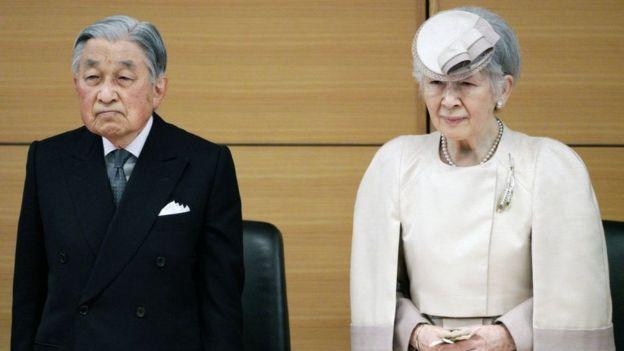امپراتور و همسرش