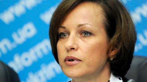 Марина Лазебна