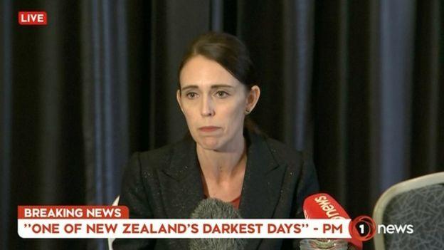 В Новой Зеландии совершено нападение на две мечети. 49 человек убиты, десятки ранены