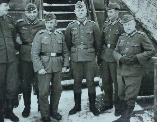 جنود نازيون