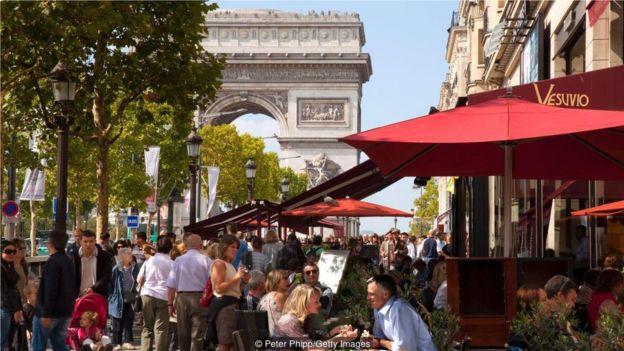 """法國人那句""""我不知道""""(je ne sais quoi)讓世界人民爭相模仿。"""