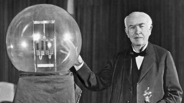 Thomas Edison trató de crear baterías de zinc hace 100 años. Foto: Getty Images.