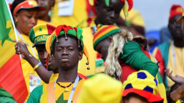 Many fans felt Senegal was Africa's best team in the tournament and were disappointed when they were knocked out