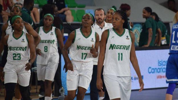 Di match Di girls don make history for Africa inside FIBA tournament