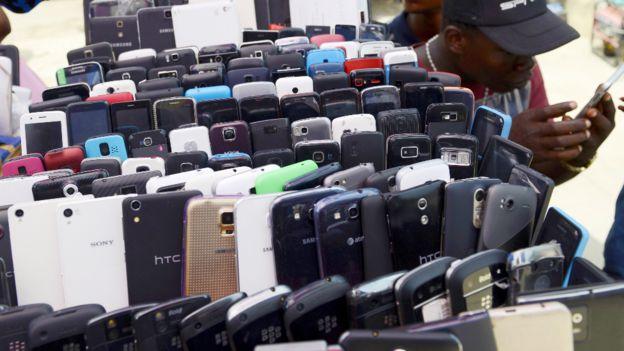 Phones for sale in Nigeria