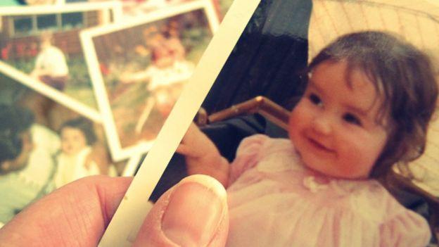 Foto de menina