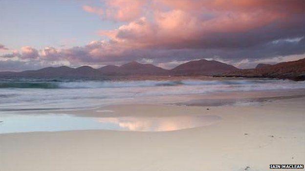 Tràigh Losgaintìr Pic: Iain Maclean