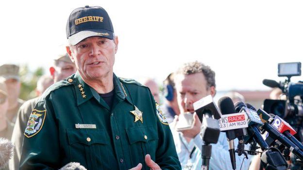قائد شرطة مقاطعة إسكامبيا، ديفيد مورغان