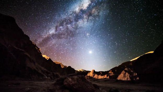 Desierto de Atacama en Chile. (Foto: cortesía Consorcio Mosaic)