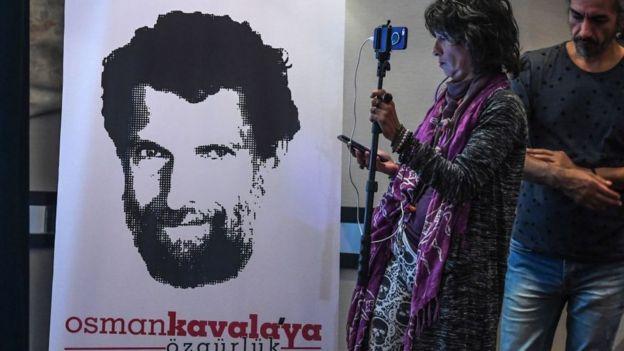 Osman Kavala bir yıldır hapiste