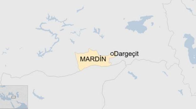 Mardin Dargeçit
