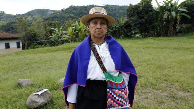 Blanca Lucila Andrade (Foto: Natalio Cosoy/ BBC Mundo)
