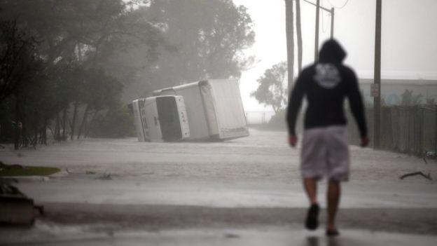 97758356 hi041610563 - ¿Qué impacto tiene realmente el cambio climático en los potentes huracanes Irma y Harvey que azotaron al Caribe y a Estados Unidos?