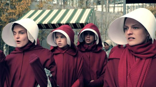 Adaptção para a TV de The Handmaid's Tale