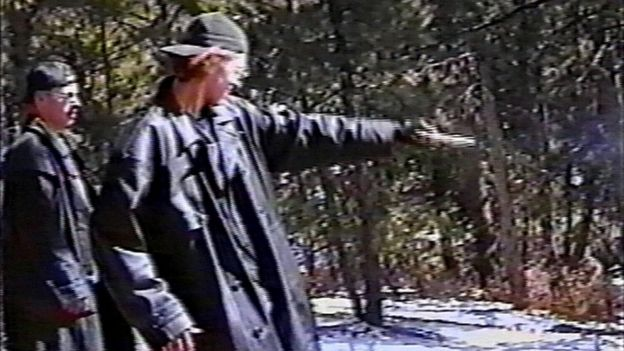 Perpetradores de la masacre de Columbine en 1999