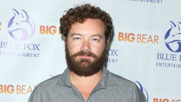 Actor Danny Masterson attends the premiere of Big Bear at The London Hotel on 19 September 2017 in West Hollywood