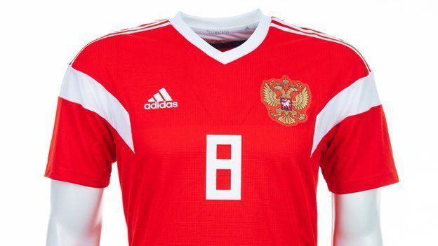 4c7bf451e36f1 Mundial Rusia 2018  conoce las 32 camisetas oficiales que lucirán en ...