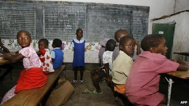 Zimbabwes David Coltart: 18% pass rate is progress - BBC News