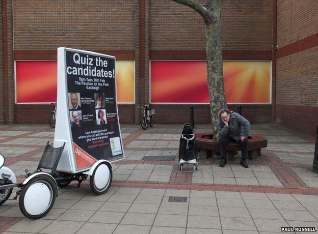 Quiz the candidates
